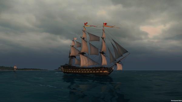 Скриншот №2 к Naval Action - Redoutable