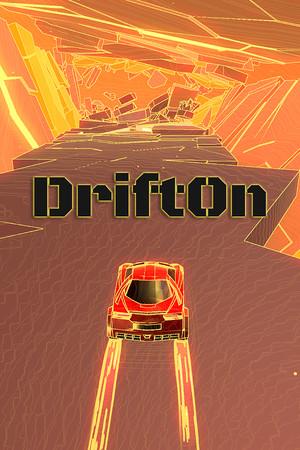 DriftOn poster image on Steam Backlog