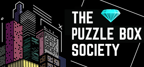 The Puzzle Box Society Capa