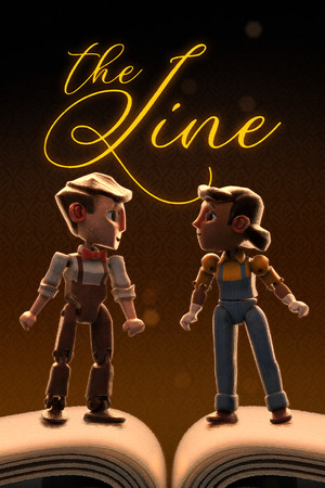 The Line poster image on Steam Backlog