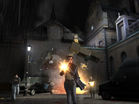 تحميل لعبة الاكشن ماكس بين الجزء الثاني - Max Payne 2: The Fall Of Max Payne