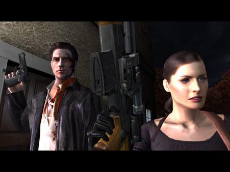 Скриншот из Max Payne 2: The Fall of Max Payne