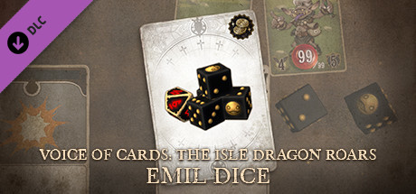 Voice of Cards: The Isle Dragon Roars Emil Dice