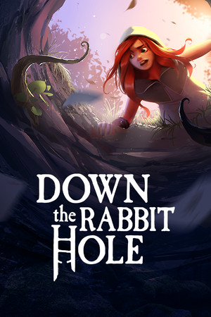 Down the Rabbit Hole poster image on Steam Backlog