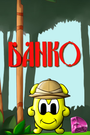 Danko and the mystery of the jungle poster image on Steam Backlog