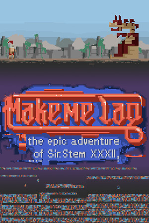 Make Me LAG poster image on Steam Backlog