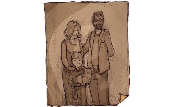 The Spirits of Kelley Family