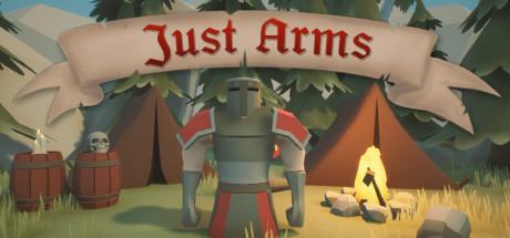 Сэкономьте 50% при покупке Just Arms в Steam
