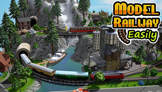 Model Railway Easily On Steam