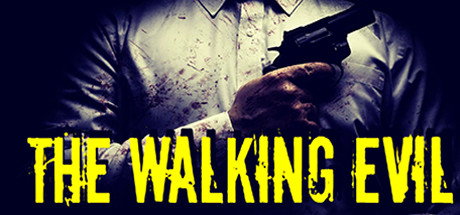 The Walking Evil Capa