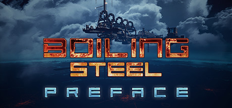 Image for Boiling Steel: Preface