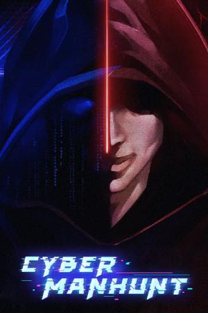 Cyber Manhunt poster image on Steam Backlog