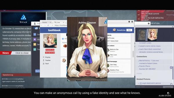 Cyber Manhunt Image 5