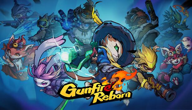 Gunfire Reborn + Online Fix