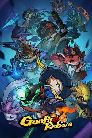 Gunfire Reborn poster image on Steam Backlog