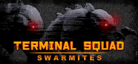 Terminal squad: Swarmites cover art