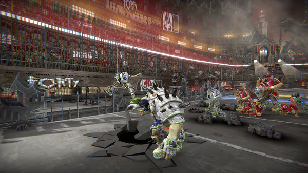 Mutant Football League Sin Fransicko Forty Nightmares [CRACK]