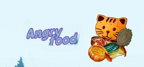 Angry food cover art