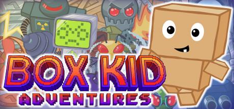 Box Kid Adventures cover art