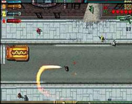 Скриншот из Grand Theft Auto 2