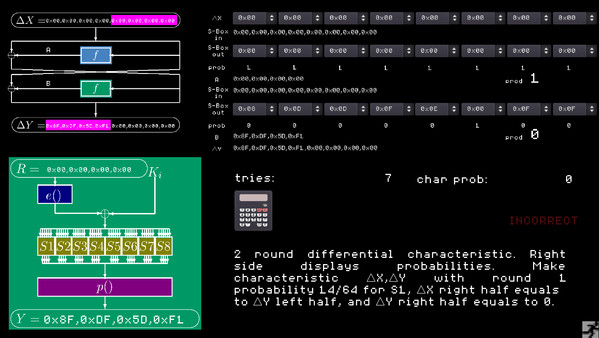 скриншот Operation Deep Magic: Cryptanalysis 3