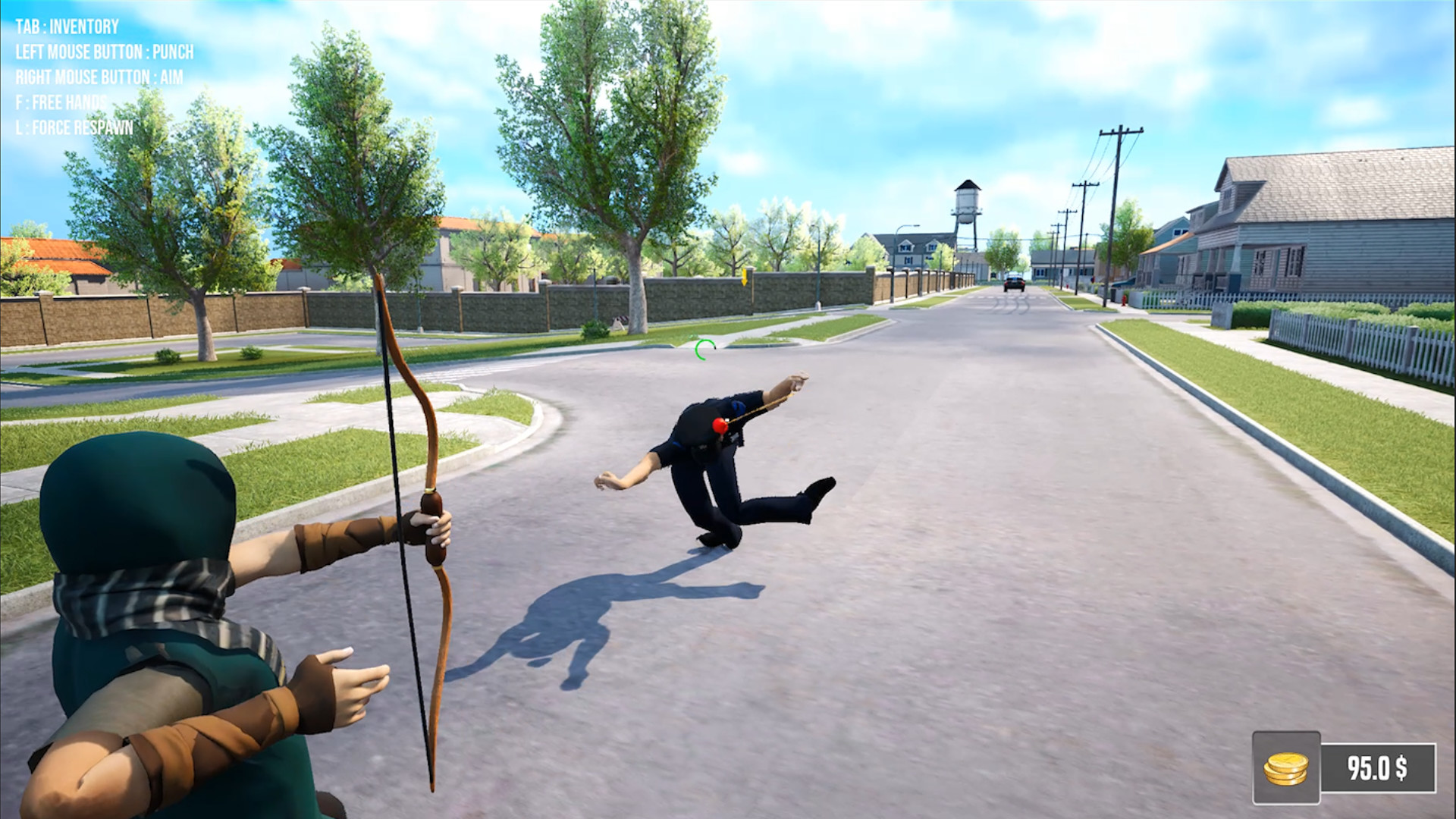 Bad Guys at School Screenshot 1