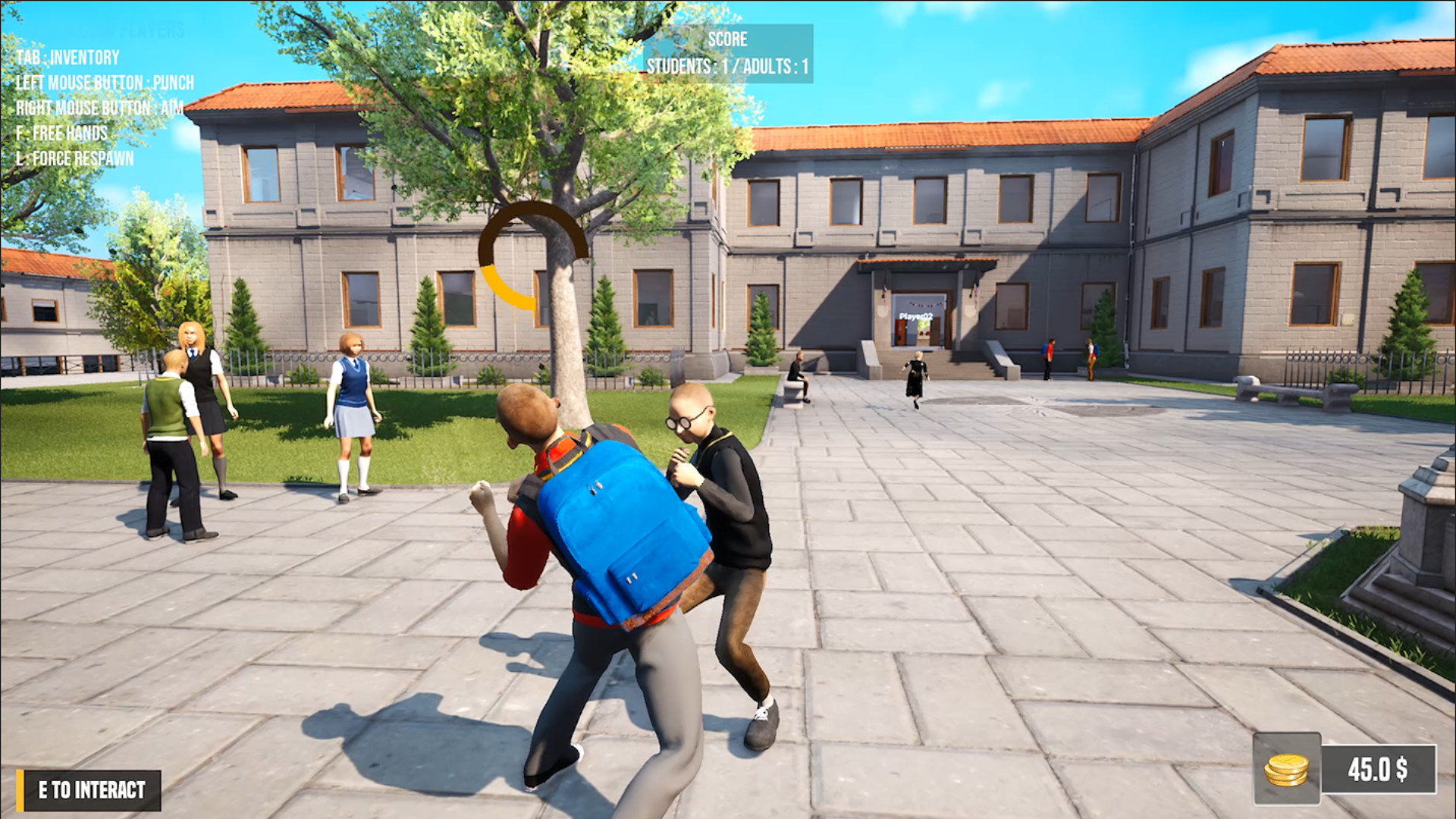 Bad Guys at School Screenshot 3
