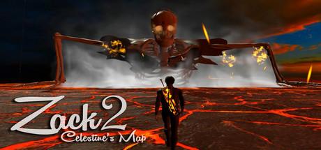 Zack 2: Celeste's Map cover art