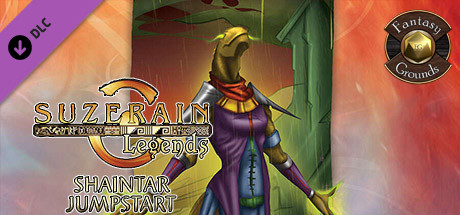 Купить Fantasy Grounds - Shaintar JumpStart (Savage Worlds) (DLC)