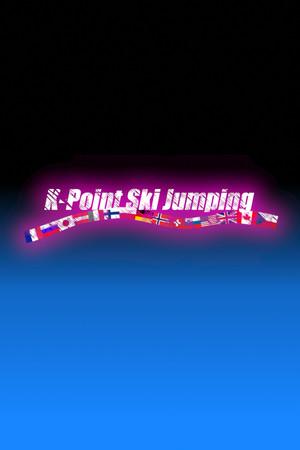 K-Point Ski Jumping poster image on Steam Backlog