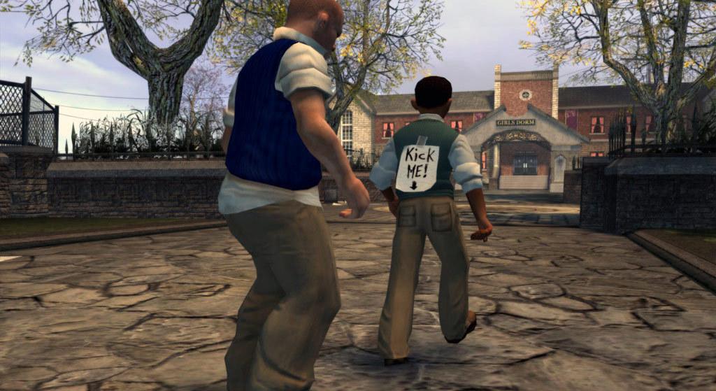 Hasil gambar untuk gambar game bully pc