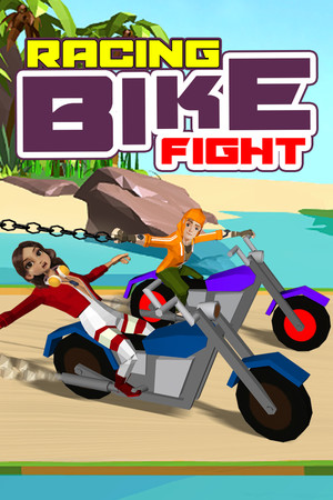 Racing Bike Fight (Corona Virus Lockdown Special) poster image on Steam Backlog