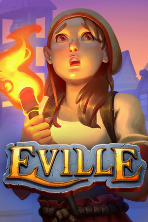 Eville poster image on Steam Backlog