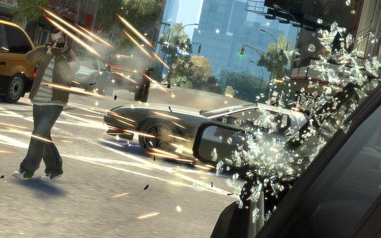 скриншот Grand Theft Auto IV 0