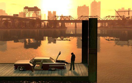 скриншот Grand Theft Auto IV 1