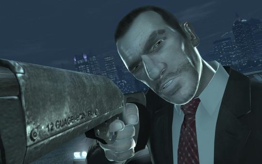 Скриншот из Grand Theft Auto IV: The Complete Edition
