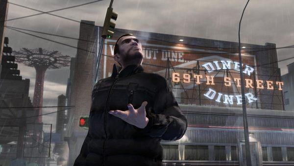 скриншот Grand Theft Auto IV 3