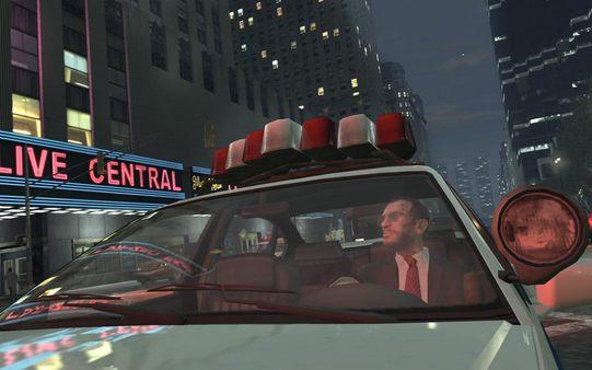 скриншот Grand Theft Auto IV 4