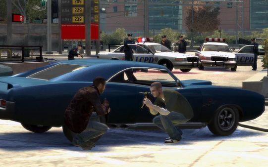 скриншот Grand Theft Auto IV 5