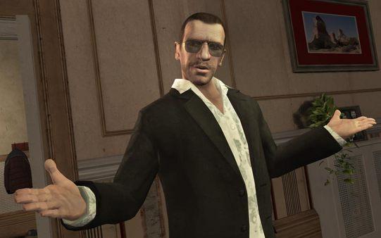скриншот Grand Theft Auto IV 6