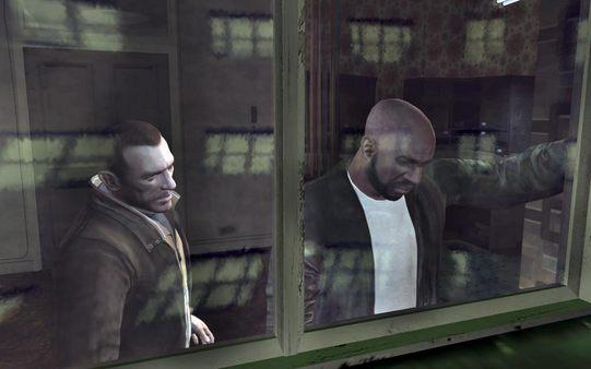 скриншот Grand Theft Auto IV 7