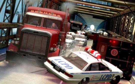 скриншот Grand Theft Auto IV 8