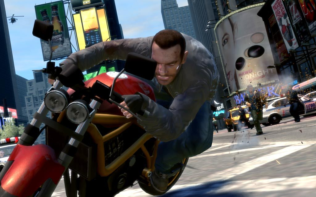 GTA - Grand Theft Auto IV Free Download