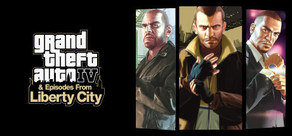 Grand Theft Auto IV cover art