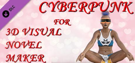 Купить Cyberpunk for 3D Visual Novel Maker (DLC)