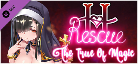 H-Rescue : The True Of Magic (18+) (DLC)