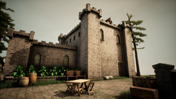 Castle Creator pc game free download full version steam 2020 building fantasy castle games