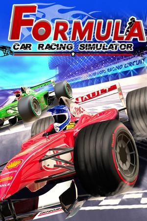 Formula Car Racing Simulator poster image on Steam Backlog