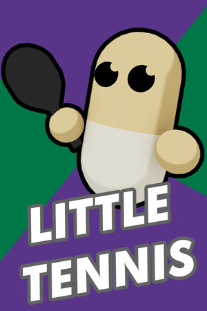 Little Tennis poster image on Steam Backlog