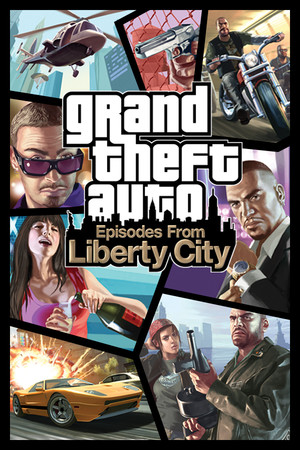 Grand Theft Auto: Episodes from Liberty City poster image on Steam Backlog